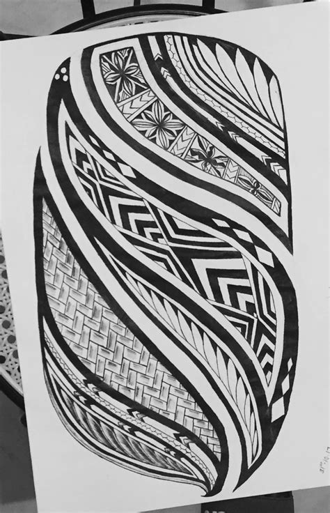 Shapes & shades to many, but stories and history to few | Polynesian tattoo designs, Maori