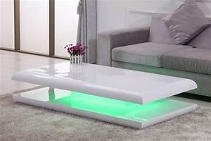 Table basse design CARL chloe design