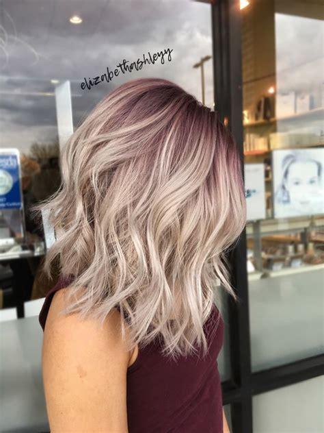 trendy medium hairstyles top color designs