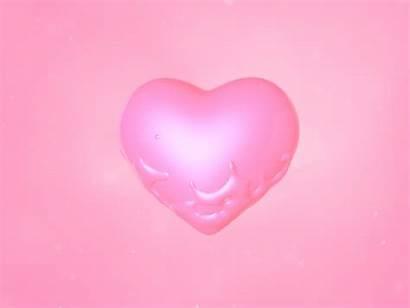 Dripping Heart Pink Valentine Animation Valentines Featured