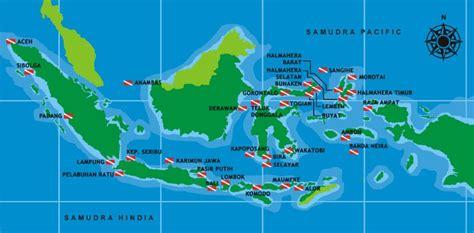 wow lokasi diving indonesia jadi terbaik dunia versi dive
