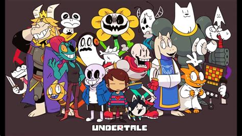 We Are Family (undertale)