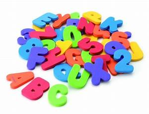types of 3d letters and foam letters foam magnets With little tikes foam letters and numbers