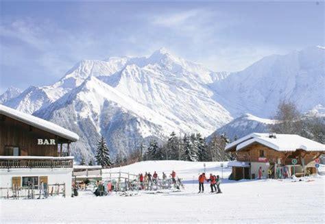 station de ski gervais mont blanc alpes du nord haute savoie h 233 bergements