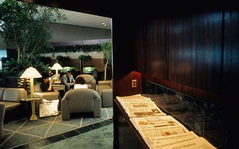 Sas Lounges  Making Travelers Feel At Home Scandinavian