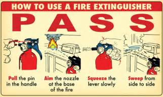 Kitchen Hood Online by Using An Fire Extinguisher Remember P A S S Metro Fire