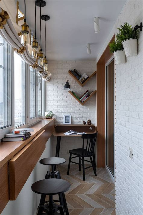 Putting the Small Balcony to Good Use: 20 Innovative Ideas
