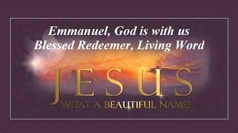 jesus names above father god words philippians glory