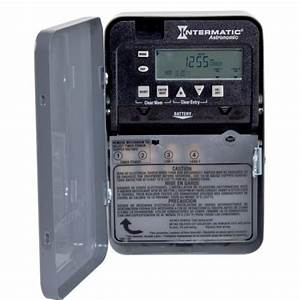 Intermatic Manual Timer Instructions For Use