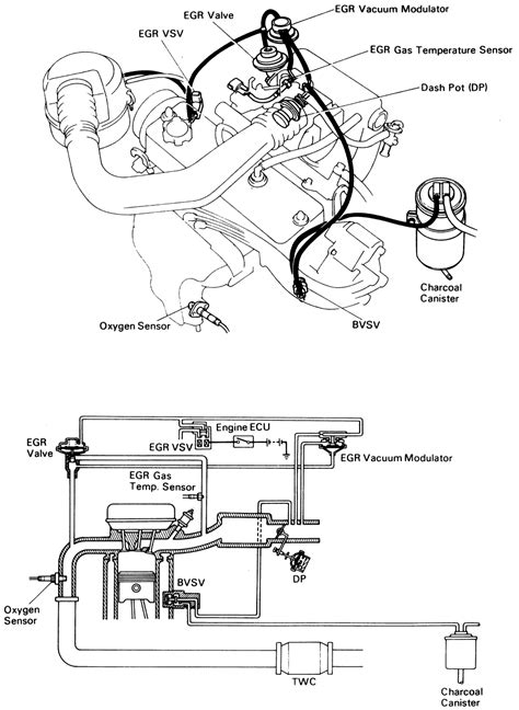 1997 Toyotum Camry Alternator Wiring Diagram by 1994 Toyota Camry Ignition Wiring Diagram