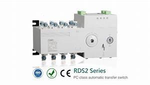 China Generator Ats Automatic Transfer Switch Wiring