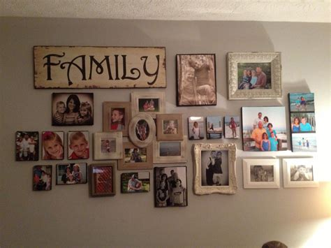 family photo wall collage www imgkid com the image kid has it