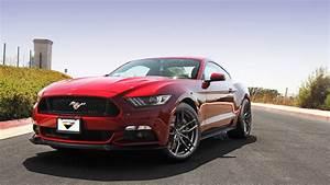 Vorsteiner, Mustang, S550, V, Ff, 105, Carbon, Graphite, Wallpaper