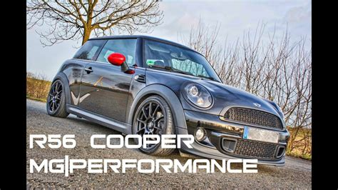 mini cooper s felgen mg performance r56 cooper fahrwerk felgen auspuff