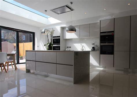 german kitchen design gallery handle less german kitchen raynes park richmond kitchens 3751