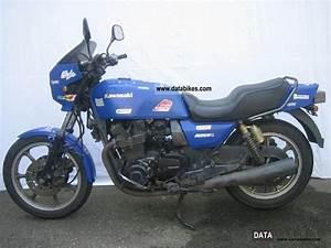 1984 Kawasaki Z 1000 R