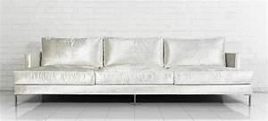 white velvet sofa hereo sofa With white velvet sectional sofa