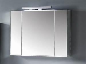 Gäste Wc Spiegel Mit Beleuchtung : moderner spiegelschrank f r ihr badezimmer ~ Indierocktalk.com Haus und Dekorationen