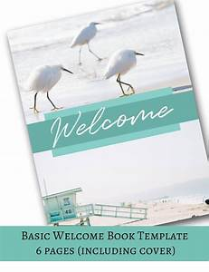 Basic Welcome Book
