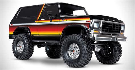 Traxxas Ford Bronco by Traxxas Trx 4 Ford Bronco Hiconsumption