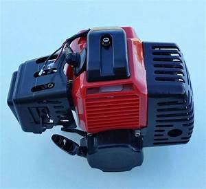 49cc Engine  U0026 Gear Reduction Transmission For Mini Atv