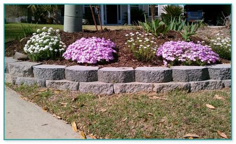 Garden Decorative Bricks by Decorative Bricks For Landscaping Home Improvement