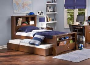 twin bed with trundle kids furniture ideas