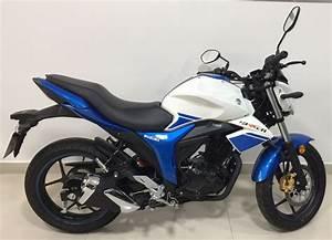 Suzuki Gixxer 150 150cc 2016 Usada - Igual A 0km