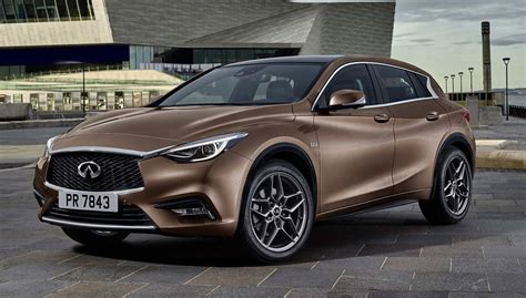 infiniti q30 revealed in production form or is it the