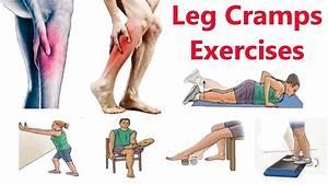 Leg Cramps Exercises