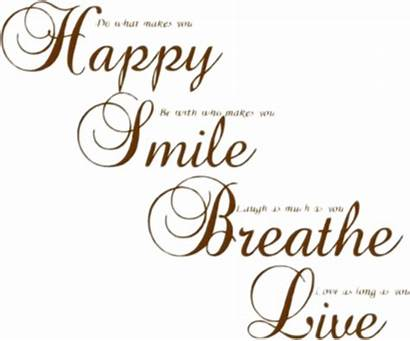 Quotes Happy Happiness Funny Text Smile Inspirational
