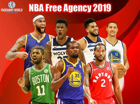ranking  top   nba  agents   fadeaway
