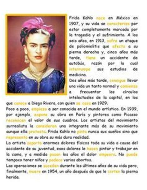 25 best ideas about biograf 237 a de frida kahlo en