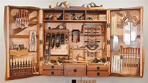 279- Wall-hung Tool Cabinet