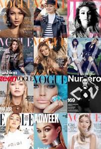 Gigi Hadid shares magazine cover collage as Yolanda Foster ...