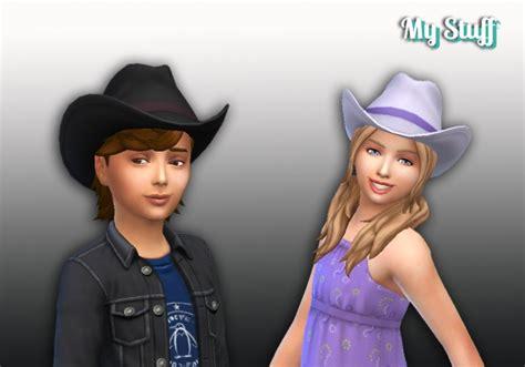 cowboy hat conversion   stuff sims  updates