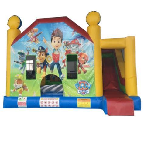 jeux de la pat patrouille croco promo divertissement jeux gonflables combo et multi activit 233 s pat patrouille
