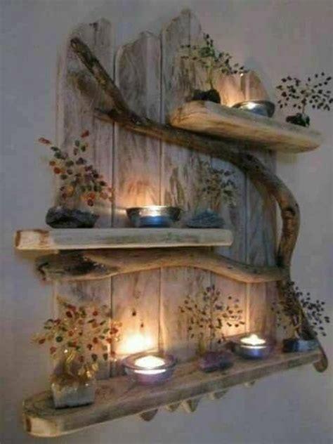 obiecte decorative din lemn care transforma decorul casei