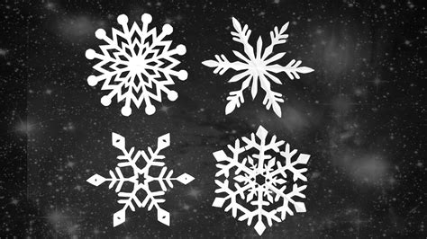diy paper snowflakes craft  christmas frozen theme
