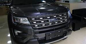 for new ford explorer 2016 metal zinc sport hood emblem With ford hood letters