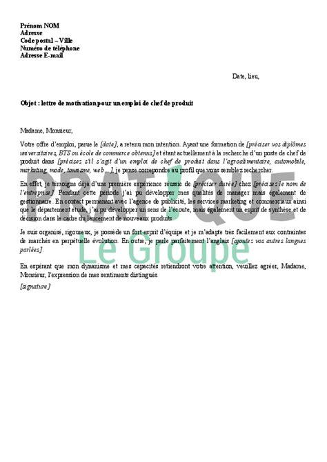 lettre de motivation de cuisine lettre de motivation chef de cuisine