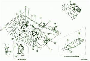 Full  2000 Mazda 626 Fuse Box Diagram