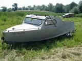 Vintage Aluminum Boats Pictures