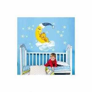 cool stickers ours chambre bb loading zoom with stickers ours With chambre bébé design avec box fleurs mensuel