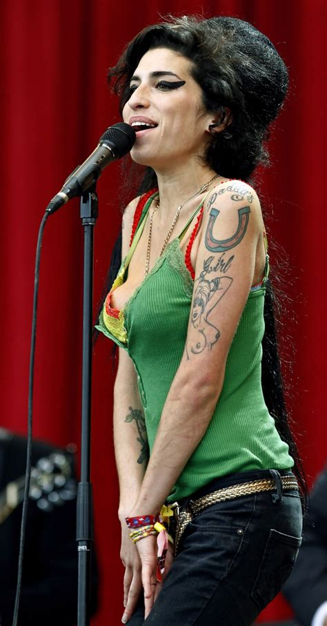 amy winehouse suffering  mental illness