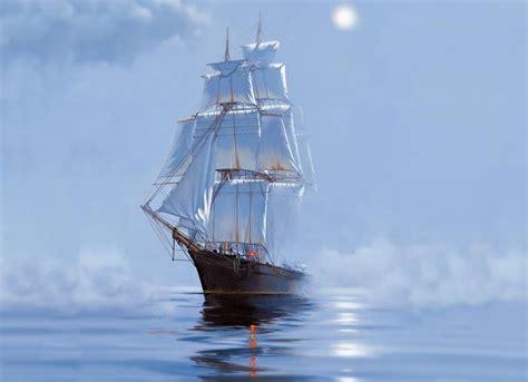 boat ocean wallpapers weneedfun
