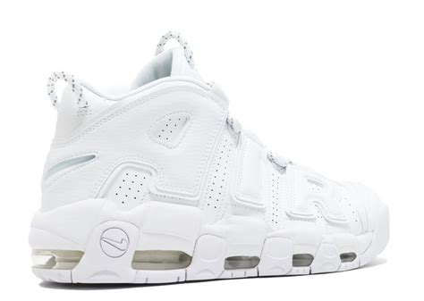 Nike Air More Uptempo 96 Black Grey White