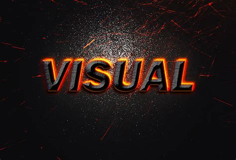 smart psds    create easy text effects