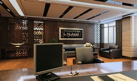 office design gallery 21 luxury modern office design ideas ด ไซน Executive