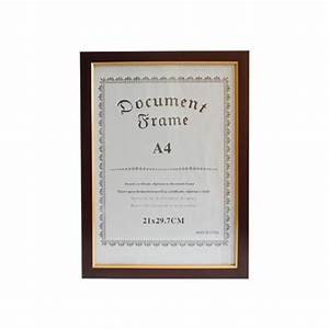 a4 document photo frame With a4 document frame